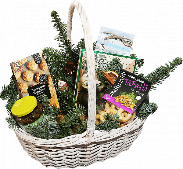 Christmas Gift Basket №3